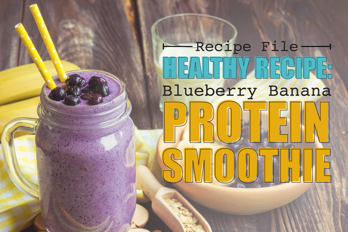 Austin weight loss blog- healthy smoothie recipe