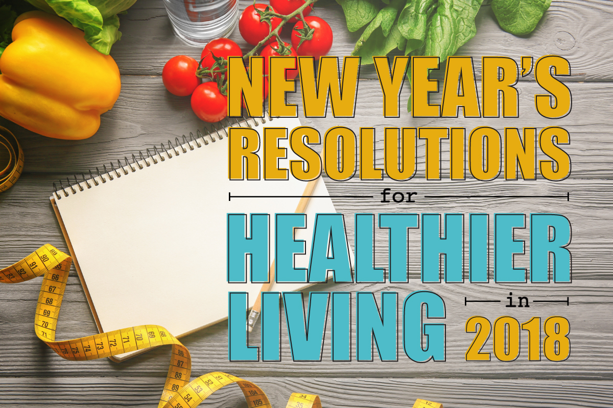 New Year Resolutions 2018 | Weight Loss Blog